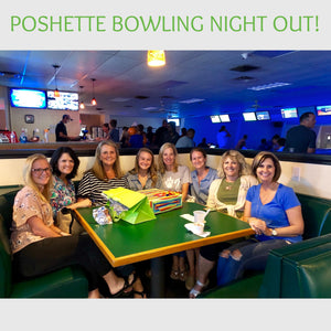 Poshette Bowling Night Out