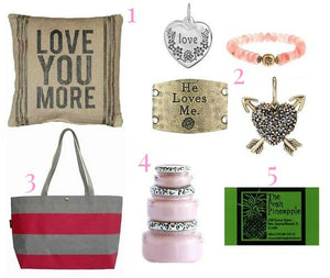 Top 5 Valentine's Gifts
