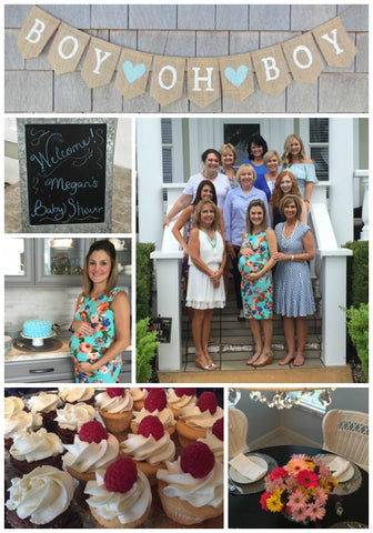 Megan's Baby Shower
