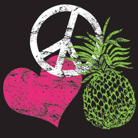 Peace Love and Posh Pineapple