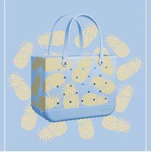 Bogg Bag - Pineapple Print