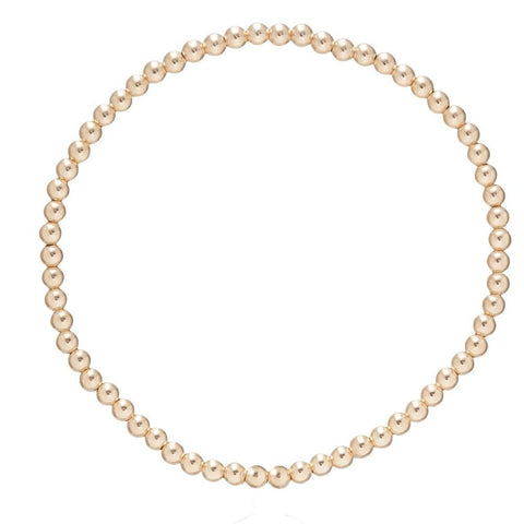Extends Classic Gold Bracelet