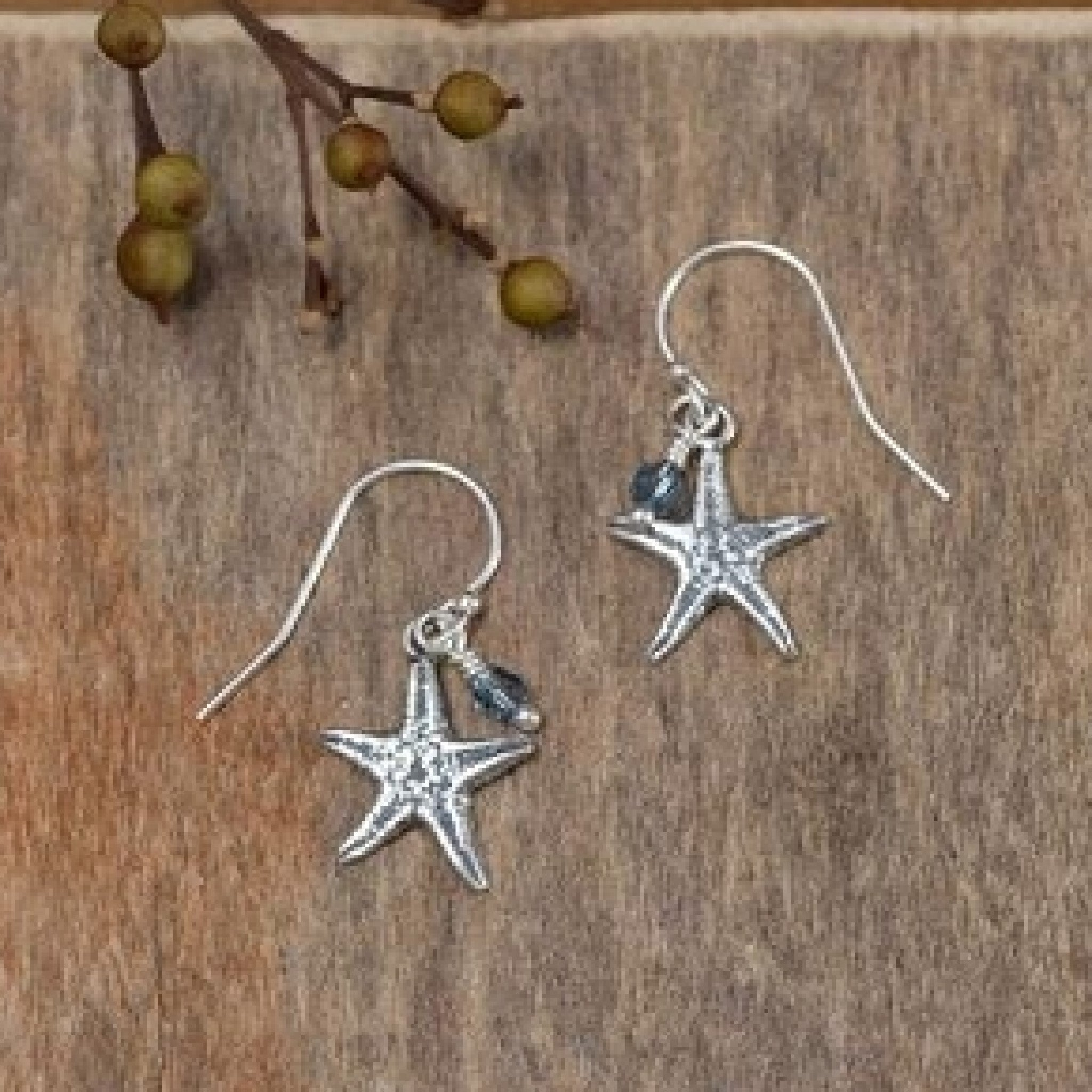 Holly Lane Starfish Earrings