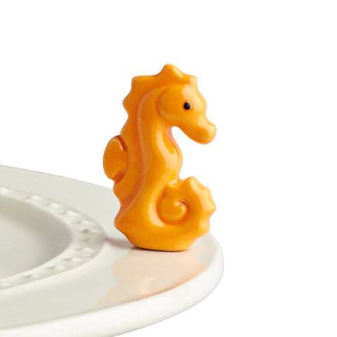 Nora Fleming Horsin Around Seahorse Attachment