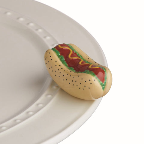 Nora Fleming Hot Dog Attachment
