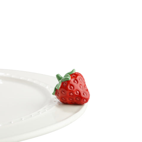 Nora Fleming Juicy Fruit Strawberry attachment