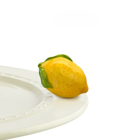 Nora Fleming Lemon Squeeze attachment