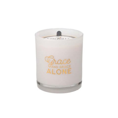 Grace Alone Sweet Grace Candle