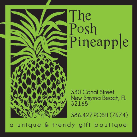 The Posh Pineapple Gift Card