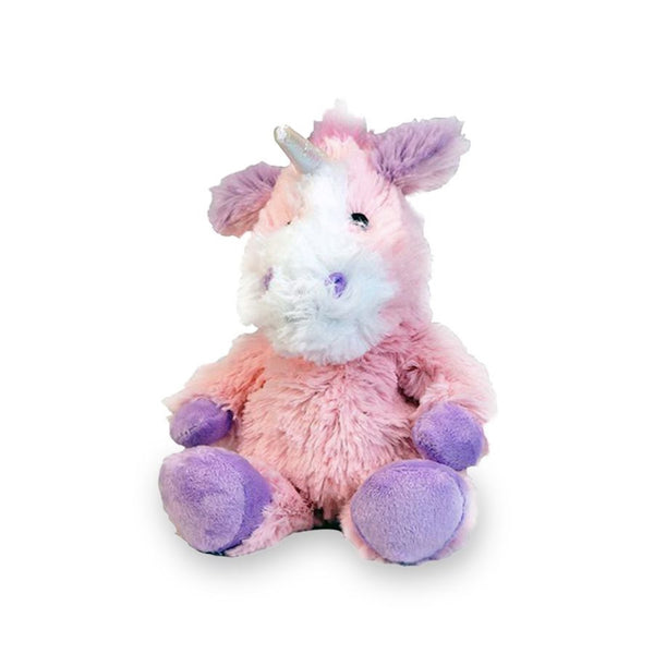 Warmies Juniors Plush Animals unicorn