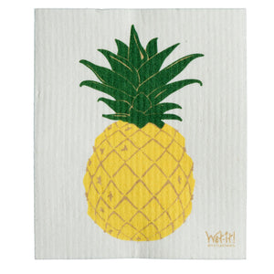 Wet It Cloth Pineapple