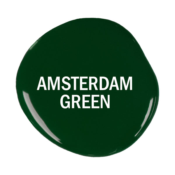 Amsterdam Green Sample Pot