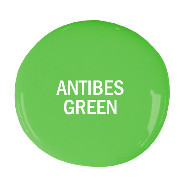 Antibes Green Sample Pot