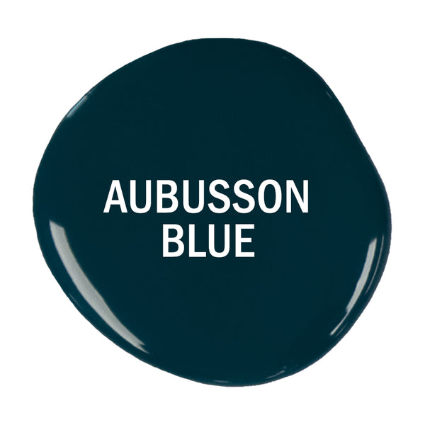 Aubusson Blue Sample Pot