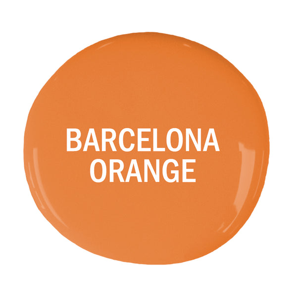 Barcelona Orange Sample Pot