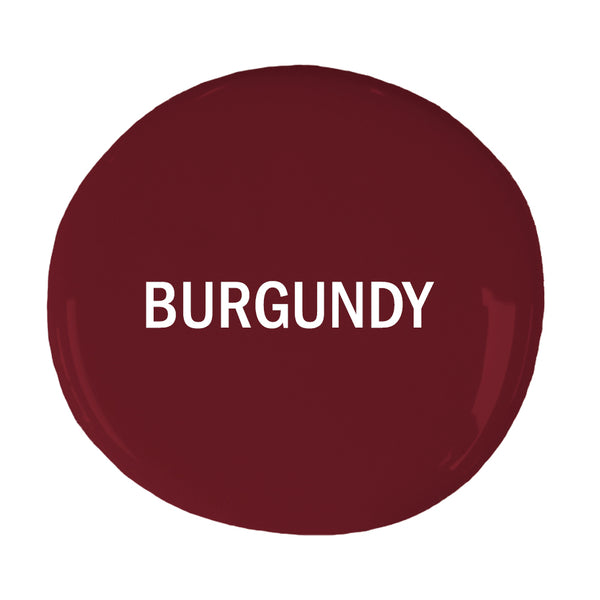 Burgundy Sample Pot