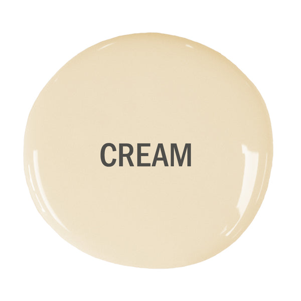Cream Sample Pot