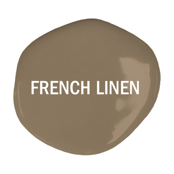 French Linen Sample Pot