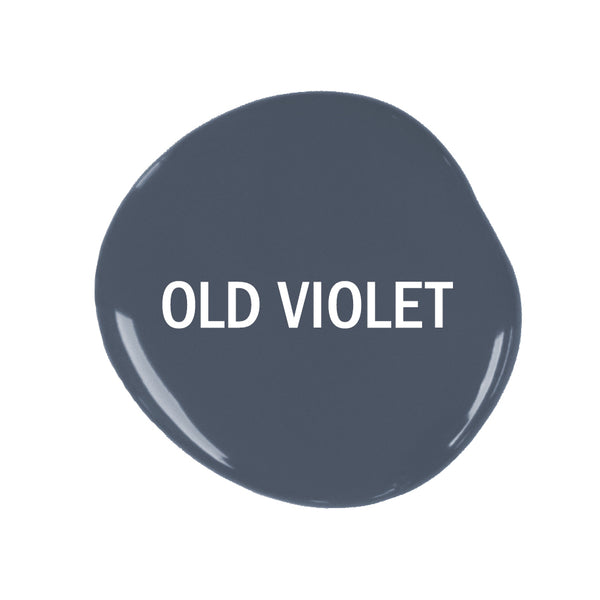 Old Violet Sample Pot