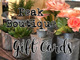 Gift Cards - Online