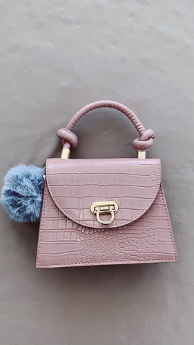 "P101 ""Blush Pink Hush Bag"""