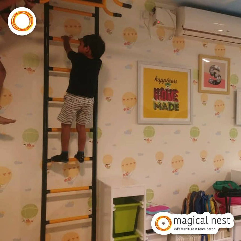 Top 10 Smart, Safe, and Super Fun Play Gym Ideas for Your Kids' Room