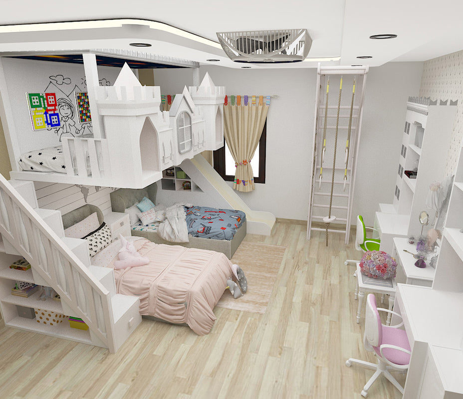 India's No.1 Kids Room and Furniture Company. Magical Nest