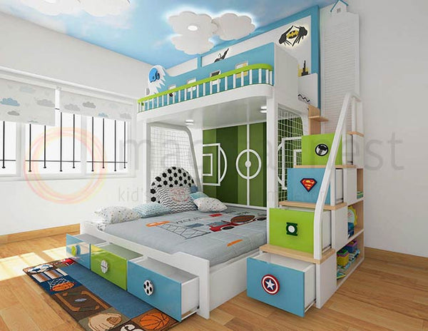 Ronomessi Bunk Bed
