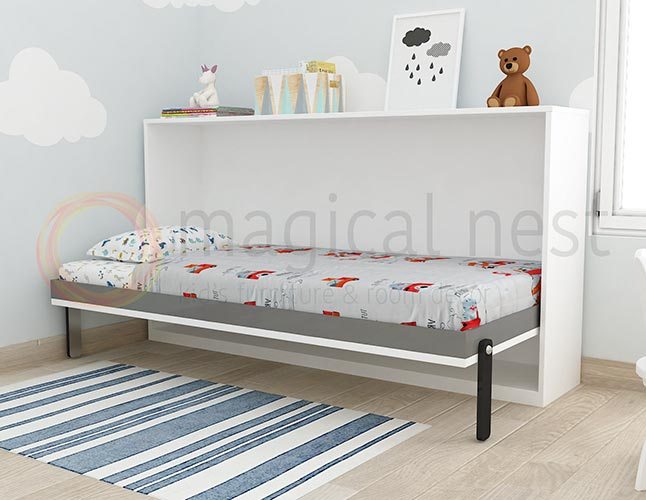 Wally Wall Bed