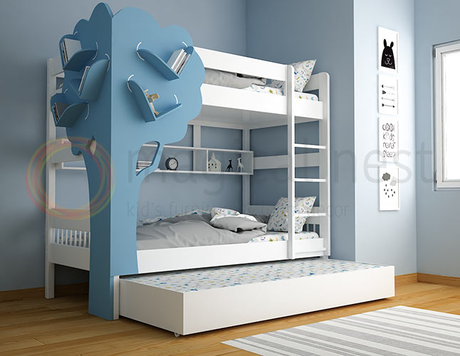 Bodhi Bunk Bed For Kids ~ Magical Nest