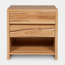 Load image into Gallery viewer, Contemporary-Timber-Bedside-Brooklyn-r1