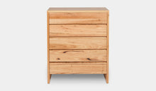 Load image into Gallery viewer, Contemporary-Timber-Tallboy-Brooklyn-r3
