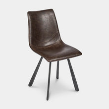 Load image into Gallery viewer, Dining-Chair-Bayview-Chocolate-r1