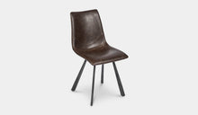 Load image into Gallery viewer, Dining-Chair-Bayview-Chocolate-r4