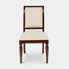 Load image into Gallery viewer, Dining-Chair-Mahogany-Crystal-r1