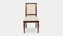 Load image into Gallery viewer, Dining-Chair-Mahogany-Crystal-r5