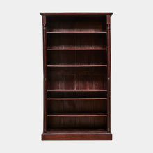 Load image into Gallery viewer, Everingham-Open-Bookcase-Mahogany-r1