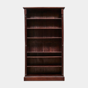 Everingham-Open-Bookcase-Mahogany-r1