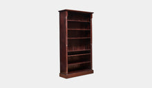 Load image into Gallery viewer, Everingham-Open-Bookcase-Mahogany-r4