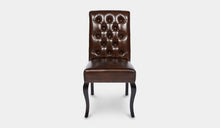 Load image into Gallery viewer, Leather-indoor-dining-Chair-Erica-r5