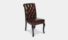 Load image into Gallery viewer, Leather-indoor-dining-Chair-Erica-r6