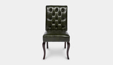Load image into Gallery viewer, Leather-indoor-dining-Chair-Erica-r9