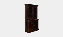 Load image into Gallery viewer, Mahogany-2-Door-Bookcase-Everingham-r4