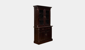 Mahogany-2-Door-Bookcase-Everingham-r4