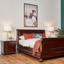 Load image into Gallery viewer, Mahogany-Antoinette-bedroom-Queen-r1