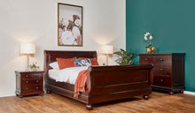 Load image into Gallery viewer, Mahogany-Antoinette-bedroom-Queen-r3