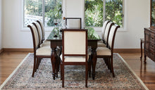 Load image into Gallery viewer, Mahogany-Dining-Table-Crystal-240-r2