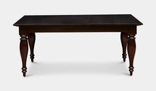 Load image into Gallery viewer, Mahogany-Dining-Table-Crystal-240-r3