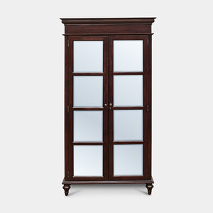 Mahogany-Display-Cabinet-crystal-r1