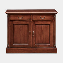 Load image into Gallery viewer, Mahogany-Half-Cabinet-Everingham-r1